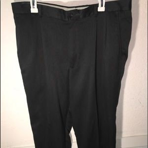 CLAIBORNE black dress pants 38/32